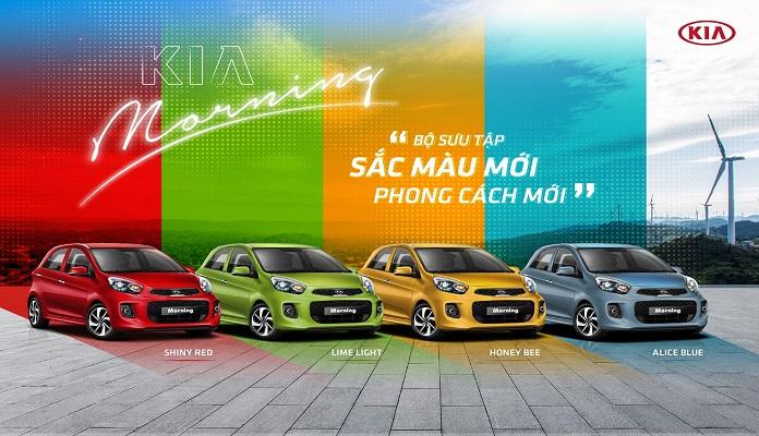so sánh Kia Morning và Chevrolet Spark