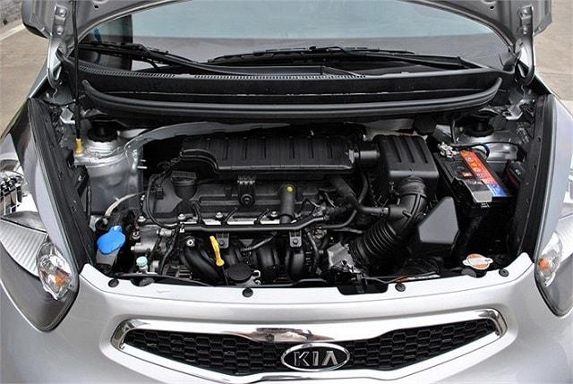 Động cơ xăng 1.25L