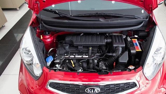 Động cơ xăng Kappa Eco-Prime 1.25L