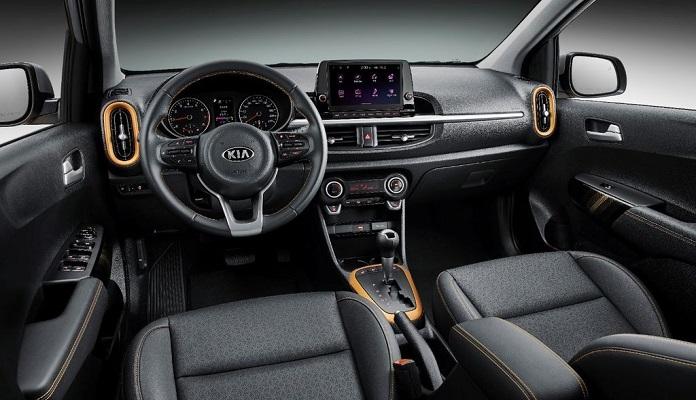 Hầu như mọi tiện ích đều được tích hợp bên trong chiếc Kia Morning