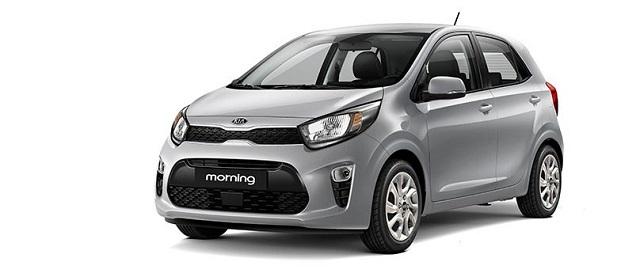 Kia Morning S 2018 – Phiên bản cao cấp của dòng xe giá rẻ