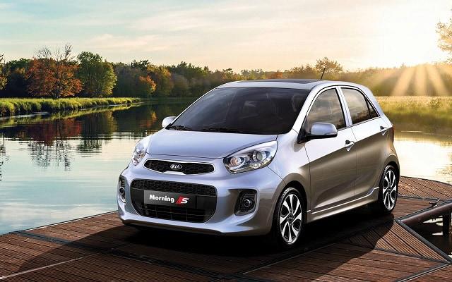 Kia Morning- chiếc xe phổ biến tại thị trường Việt Nam