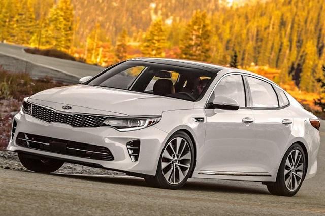 Kia Optima 2019 có khả năng cạnh tranh với các dòng cùng phân khúc