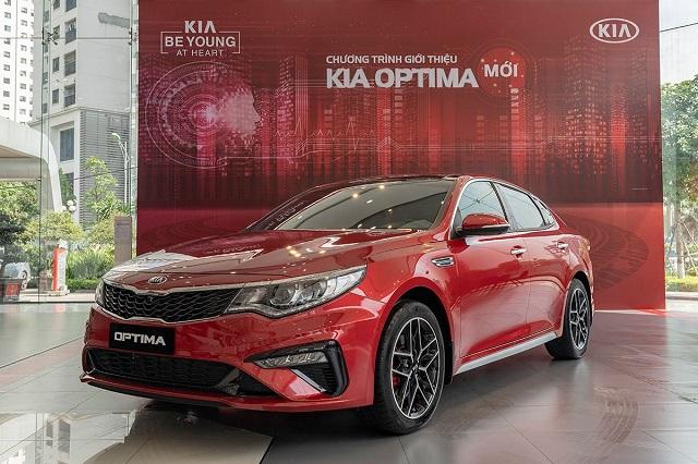 Kia Optima 2019 – dòng xe có sức cạnh tranh cao trong cùng phân khúc