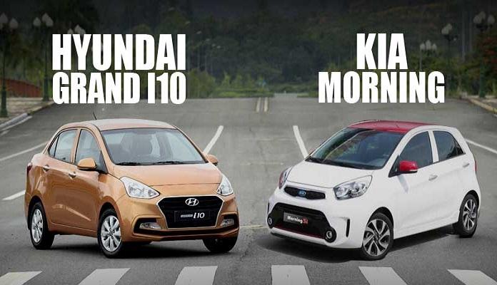 So sánh Kia Morning và I10: Lựa chọn hoàn hảo nhất cho các gia đình trẻ?