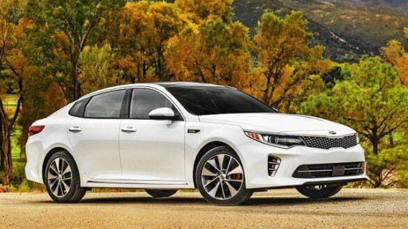 Xe Optima 2017 được đánh giá là vua của những chiếc sedan hạng trung