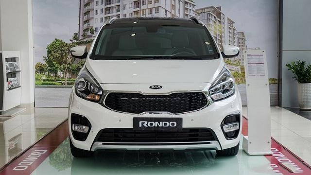 Đánh giá xe KIA Rondo 2017 và địa chỉ bán xe uy tín